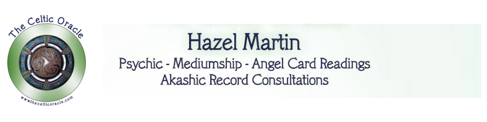 Hazel Martin - The Celtic Oracle
